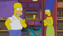 La Rumpus room de los simpsons